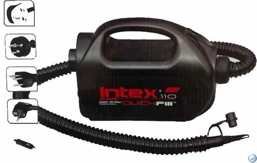 Насос электрический 220/12v Intex 68609