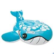 Надувной кит с ручками Intex 57527 (160x152 см)