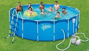 Каркасный бассейн SummerEscapes P20-1652-S