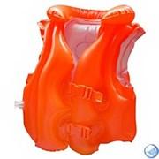 Жилет красный (3-6 лет) Intex 58671