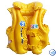Жилет желтый (3-6 лет) Intex 58660