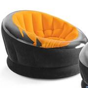 Надувное кресло Intex 68582 (Оранжевое)
