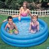 "Надувной детский бассейн ""Синий кристалл"" Intex 58446 (168х41) - фото 4146"