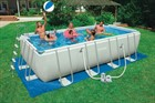 Новые модели каркасных бассейнов.