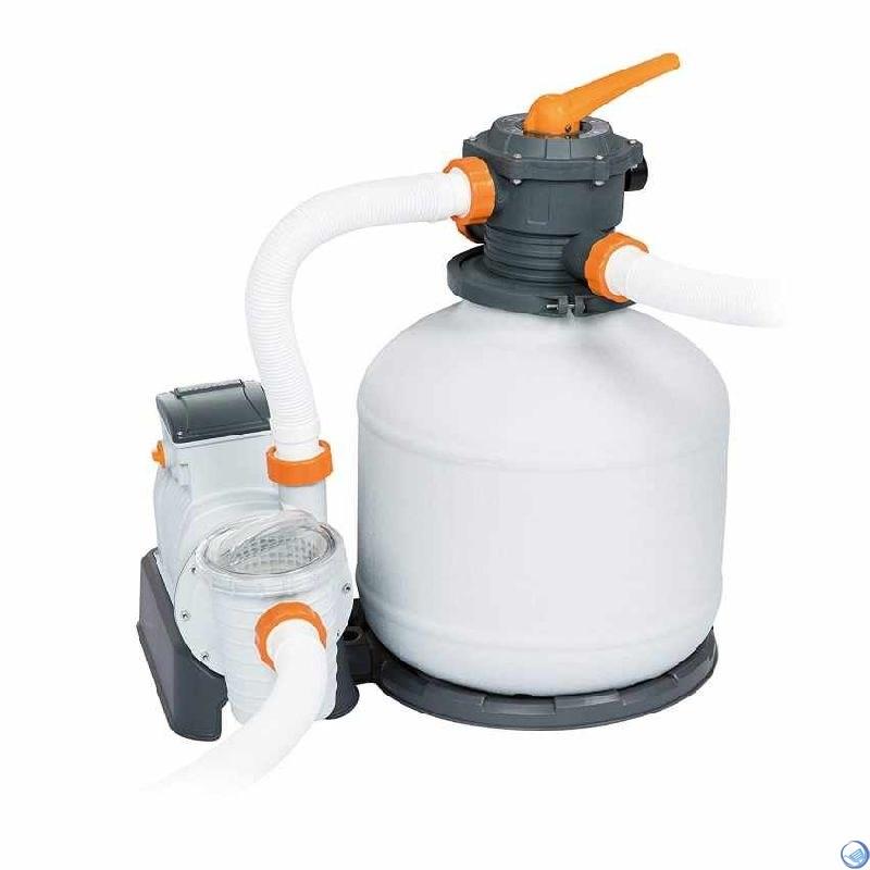 49073bcab079 Песочный фильтр насос для бассейна (3785 л/ч) Bestway 58495 купить в ...