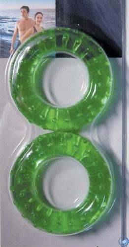 Эспандер- кольцо c шипами (2 шт) ВВ-903BL-C