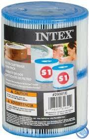 Картридж сменный для джакузи Intex 29001