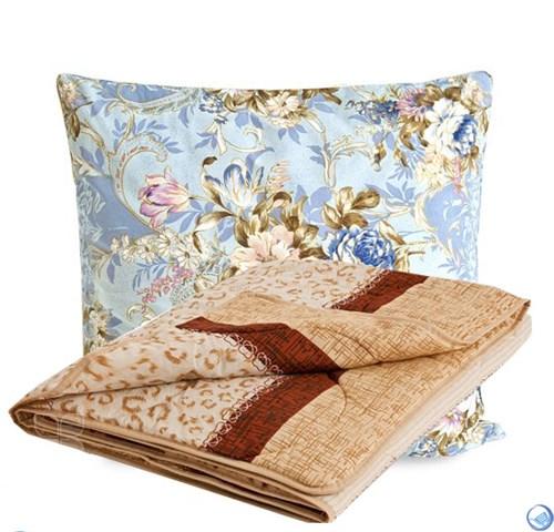 Спальный комплект (одеяло - 140х205 см; подушка - 50х70 см)