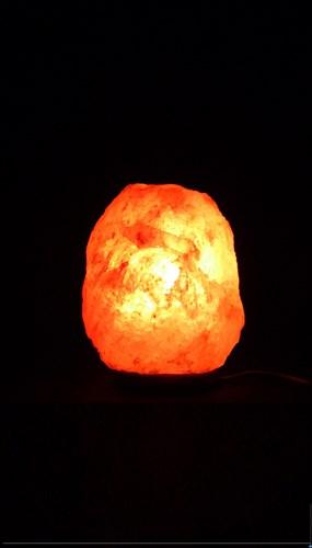 Соляной светильник STAY GOLD 1-2 кг с диммером