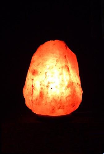 Соляной светильник STAY GOLD 3-4 кг с диммером