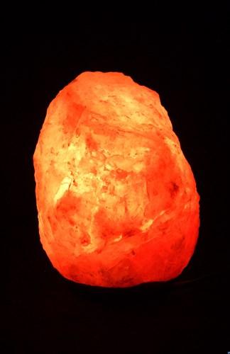 Соляной светильник STAY GOLD 10-15 кг с диммером