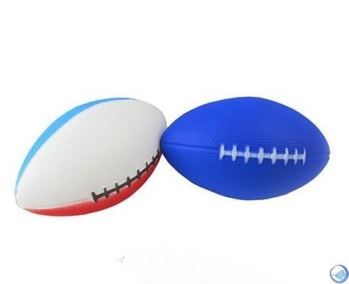 Мяч PU регби 15х10см TX31500