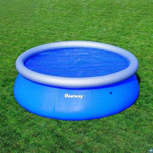 Тент солнечный для бассейна (366см) BestWay 58062