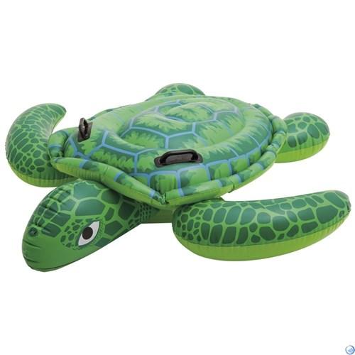 Надувная черепаха с ручками Intex 57524 (150x127 см)