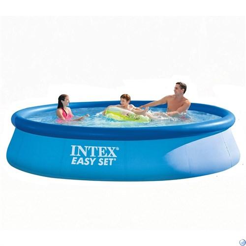 Надувной бассейн Intex 28143 (396х84) - фото 14186