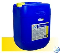 Экви-минус 20 л. (ср-во для понижения pH воды)