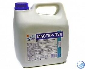 Мастерпул 3 л (жидкость), канистра