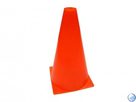 Конус разметочный h-20см, оранжевый
