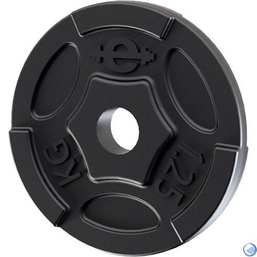Диски  чугунные для штанги EURO-CLASSIC окрашенные d-26 1.25к