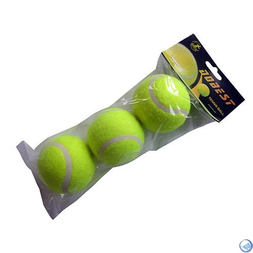 Мяч для большого тенниса TB-GA03  3шт - фото 30842