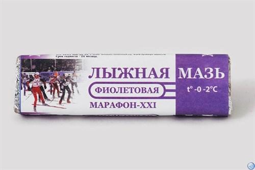 Лыжная мазь фиолетовая t°С (0 -3°C), масса 40г