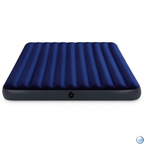 Надувной матрас Intex 64755 двуспальный (без насоса)  (183х203х22)