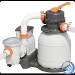 Песочный фильтр насос для бассейна (5678 л/ч) Bestway 58404 / 58497