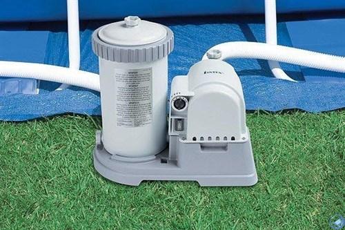 Фильтрующий насос помпа для бассейна (9462 л/ч) Intex 28634 - фото 36033