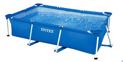 Бассейн каркасный 260х160х65см Intex 28271