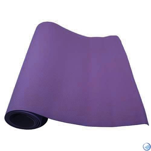 Коврик для йоги и фитнеса YL-Sports 173*61*0,4см BB8313, фиолетовый