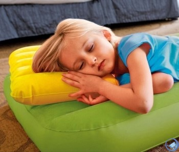 Надувная подушка детская Intex 68676 - фото 53183