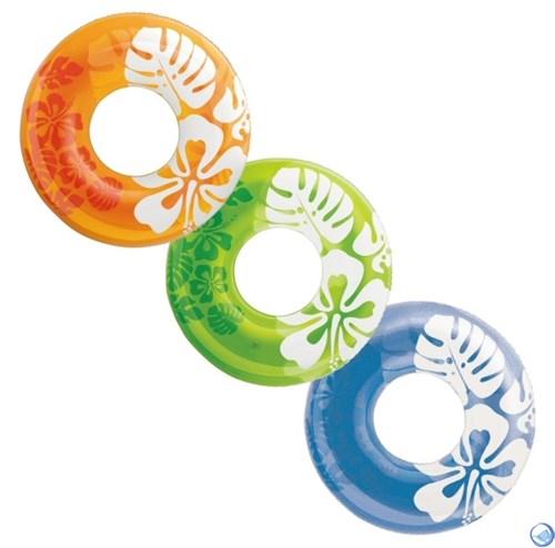 Круг Clear Color (91см) от 9 лет Intex 59251