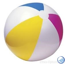 Мяч Glossy (51см) от 3 лет Intex 59020
