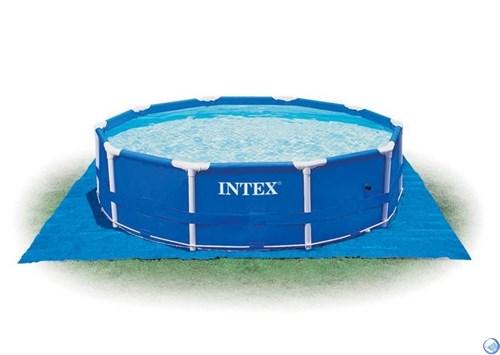 Подстилка для бассейнов 335х335см Intex 58001