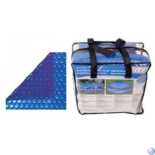 Тент солнечный прозрачный для бассейнов (457см) Intex 29023
