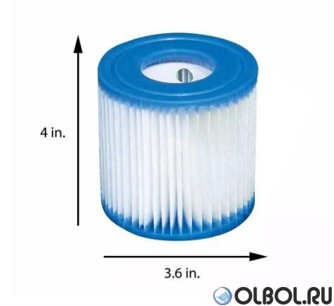 Сменный картридж для насосов тип (H)  Intex 29007 - фото 62826