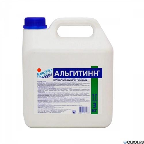Альгитинн 3 л.(ср-во для уничтожения водорослей) - фото 64456