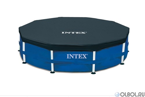Тент для каркасного бассейна 366 см Intex 28031