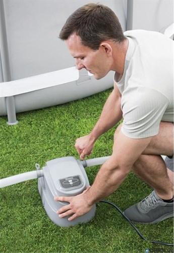 Проточный водонагреватель 2,8 kw для бассейнов  BestWay 58259 - фото 66192
