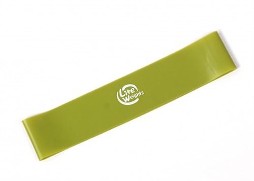 Эспандер петля эластичная Lite Weights 1540LW 9кг  ( 50 х 5см) - фото 68880