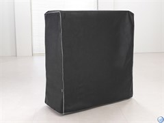 Чехол для раскладушки (Черный) ар. 2210