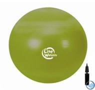Мяч гимнастический Lite Weights d-65см (с насосом) 1866LW