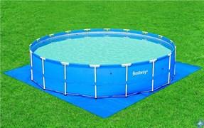Подстилка для бассейнов 579х579см