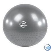 """Мяч гимнастический+массажный """"Lite Weights""""  d-65см BB010-26"""