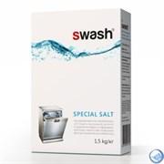 """Гранулированная соль для посудомоечных машин """"SWASH"""""""