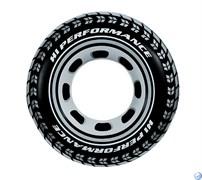 Надувной круг-шина Intex 59252 (91 см) от 9 лет