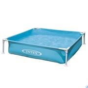 Квадратный каркасный бассейн Intex 57173 (122х122х30 см)
