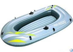 Лодка надувная RX-4000 234х135 см, Bestway 61104