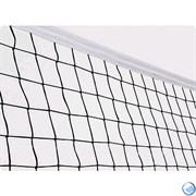 Сетка волейбольная с тросом 5-007, р-р 950х100см