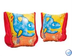 Надувные нарукавники Добрая Акула, 23х18 см, от 3 до 6 лет